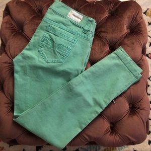 DKNY Denim Jeans, green